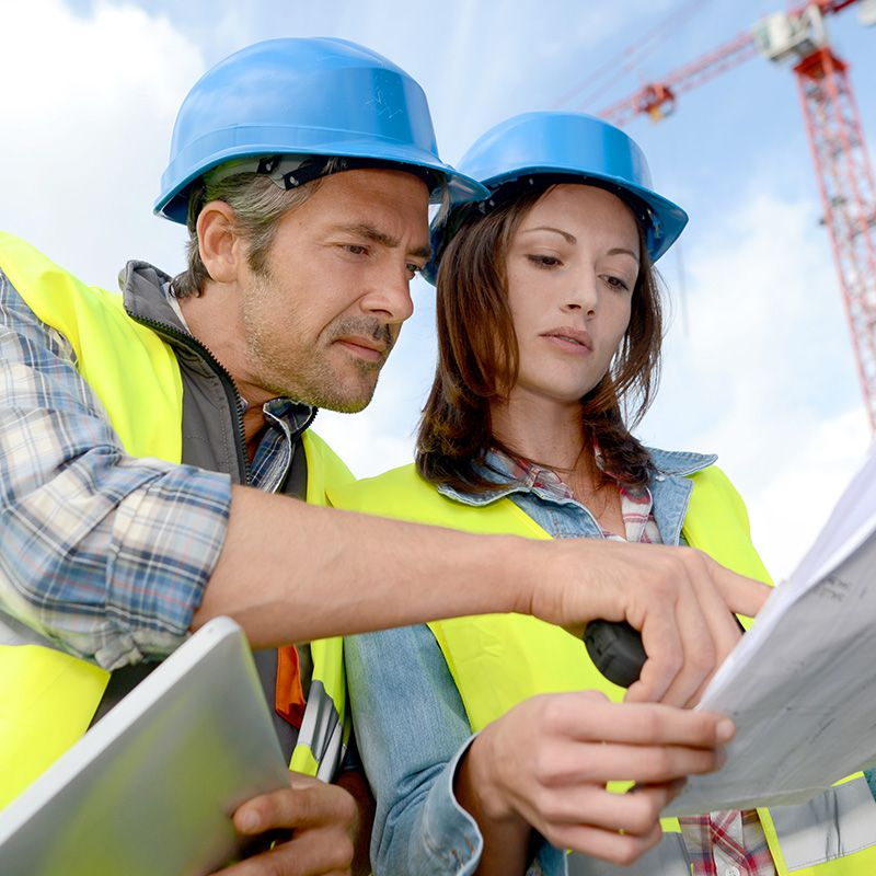 Get a vital step on the career ladder with construction training in Sheffield