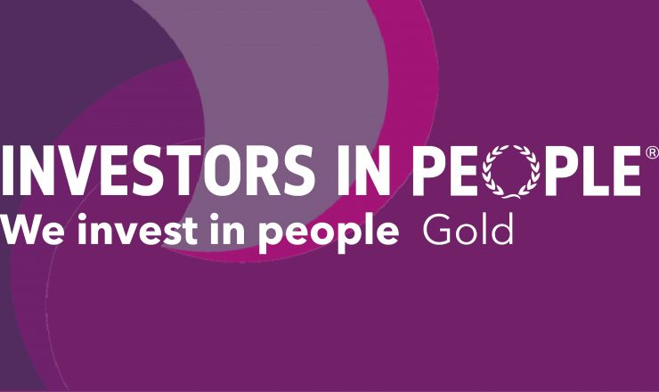 Investors in People GOLD!